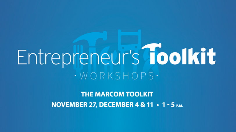MaRS Entrepreneur's Toolkit Workshop at Innovation Guelph