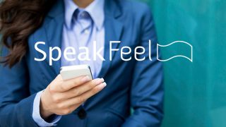 SpeakFeel Corporation logo