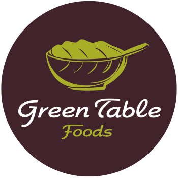 Green Table Foods logo