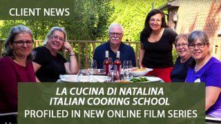 La Cucina de Natalina profiled in online film series