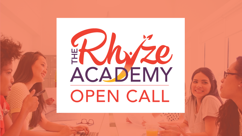 Rhyze Academy Open Call