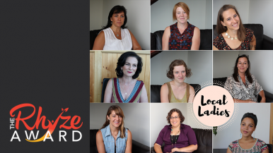Rhyze Award 2016