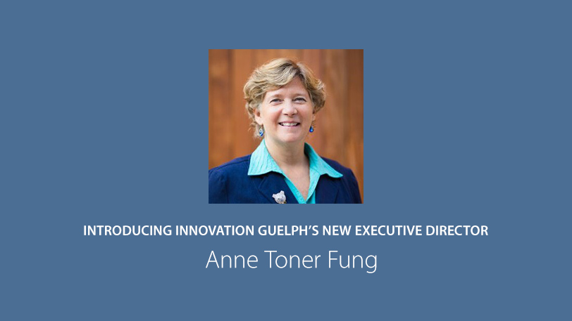 anne toner fung, executive director innovation guelph