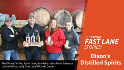 FastLane Stories: Dixon's Distilled Spirits