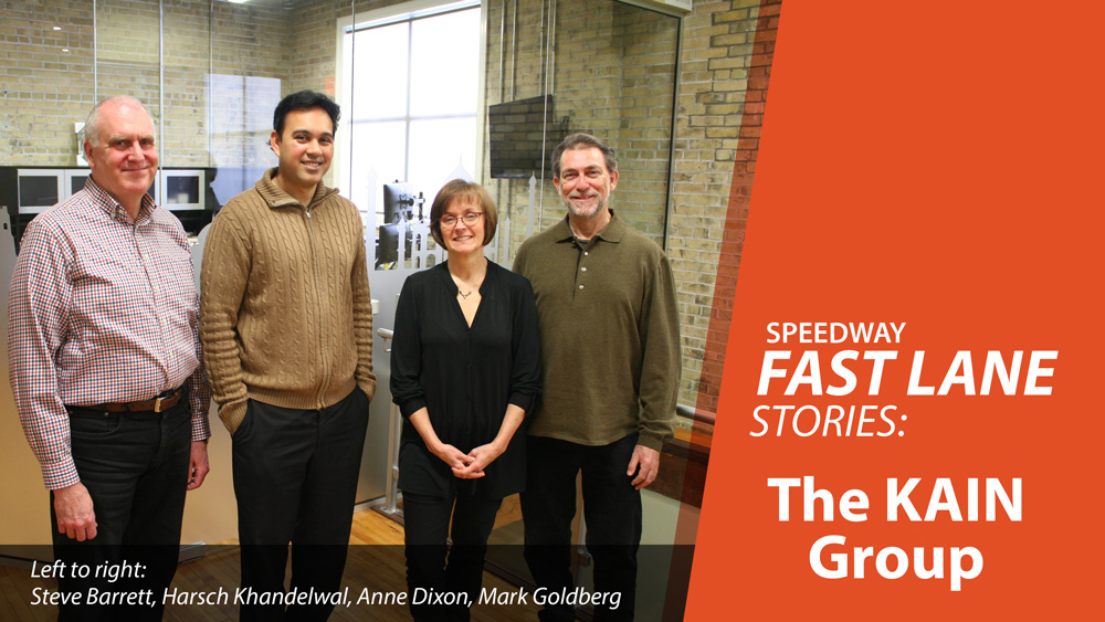 Fastlane Stories: The KAIN Group