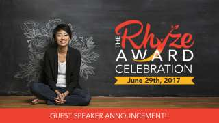 Rhyze Award Celebration June 29th