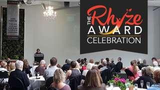 2017 Rhyze Award celebration