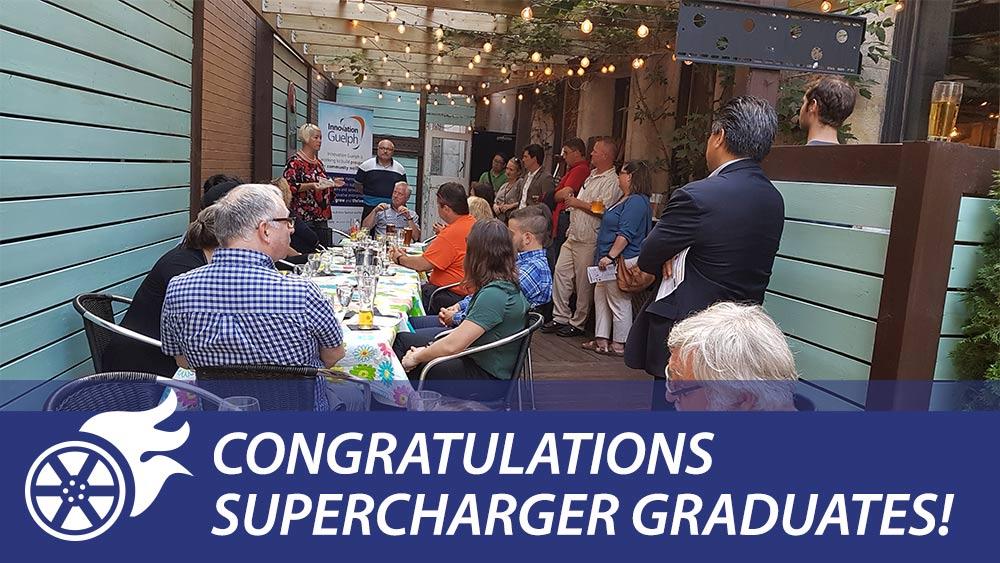 Congratulations Supercharger Graduates!