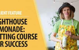Lighthouse Lemonade: Setting course for success