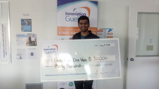 Geet Sheth, Founder of Green Circle Dine Ware