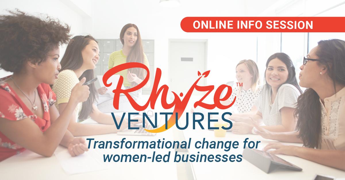 Rhyze Ventures Information Session