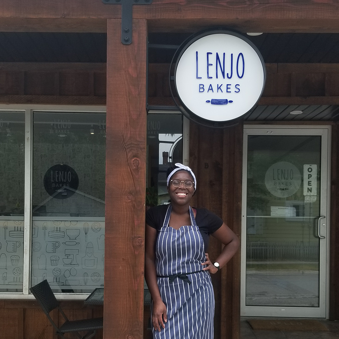 Small business: Lenore Johnson, LenJo Bakes
