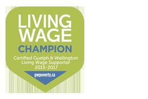 Living Wage Champion