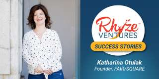 Rhyze Ventures Success Story Fair/Square