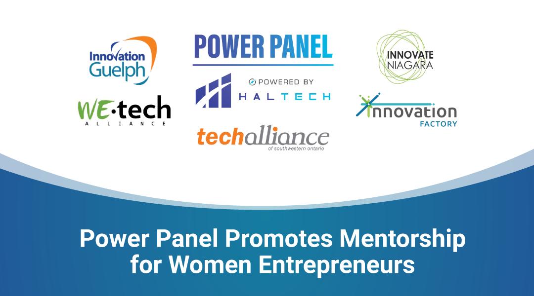 Power Panel Promotes Mentorship for Women Entrepreneurs