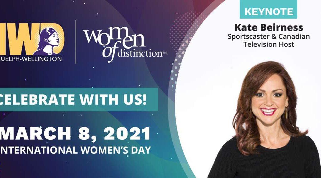 International Women's Day Guelph Wellington – #ChooseToChallenge