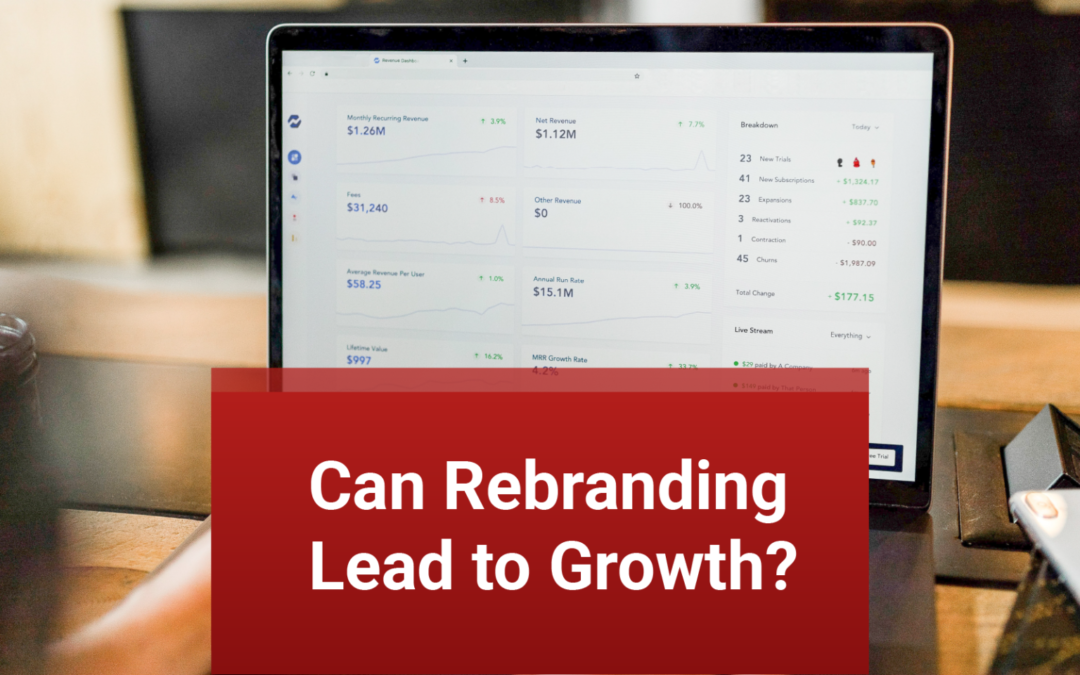 Can Rebranding Lead to Growth?
