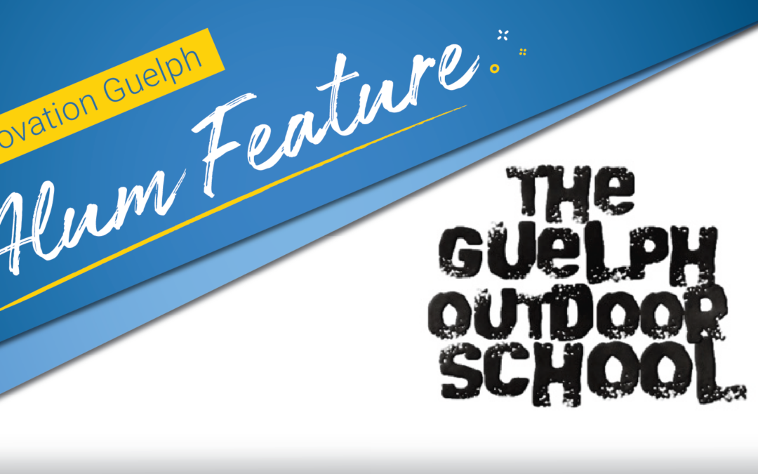 The Guelph Outdoor School: Freeing Kids to Embrace the Forest's Supportive Properties