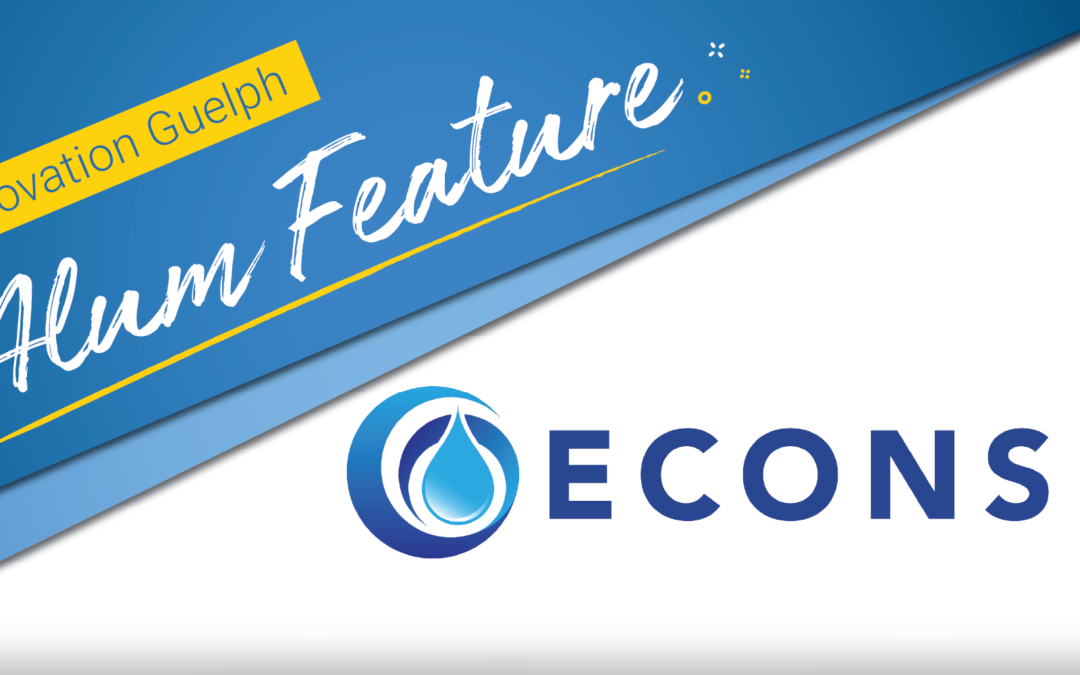 Econse: Helping Solve Water Challenges