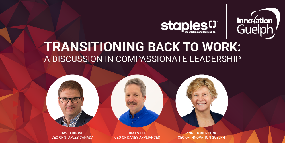 Transitioning back to work: A discussion in compassionate leadership